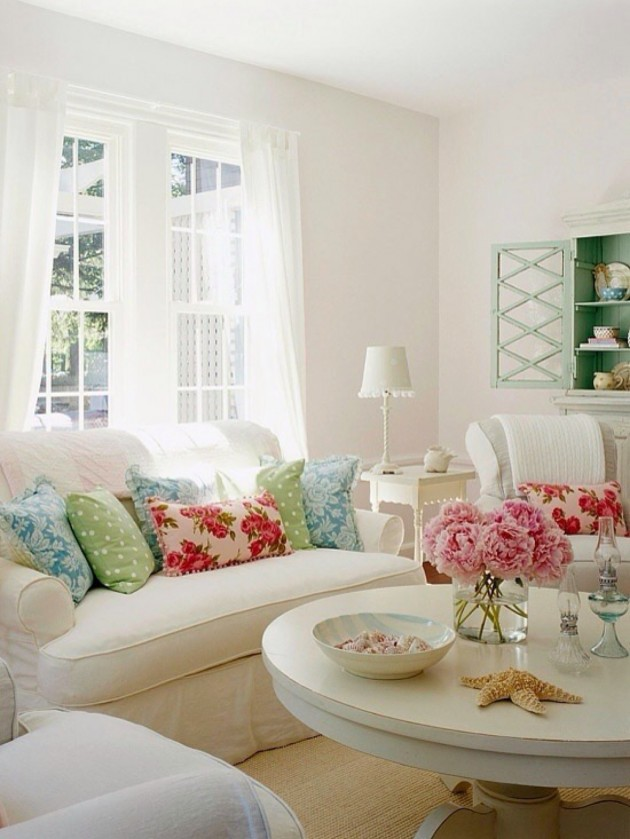 25 Ideas with Cushions that Can Change Living Room Designs