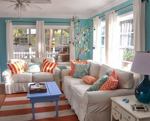 Pleasant Beautiful Beach Homes Ideas And Examples For Your Living Room Largest Home Design Picture Inspirations Pitcheantrous