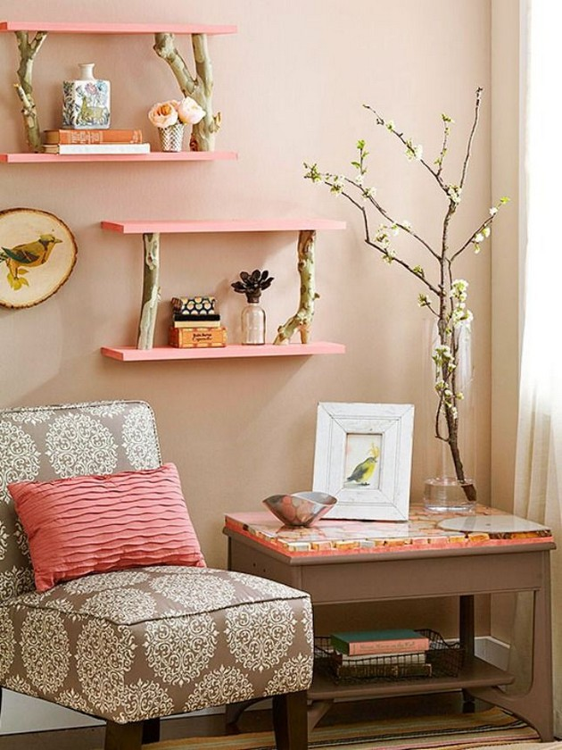diy home decor ideas diy decorating the best diy shelves 451
