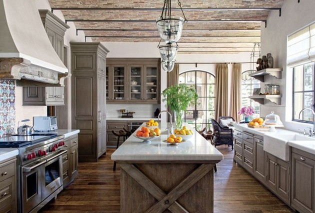 Country Living 20 Kitchen Ideas: Style, Function & Charm