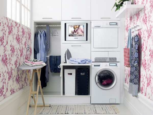 The Best Laundry Room Ideas The Best Laundry Room Ideas The Best Laundry Room Ideas Room Decor Ideas Room Ideas Room Design Laundry Room Laundry Room Ideas 13 600x450