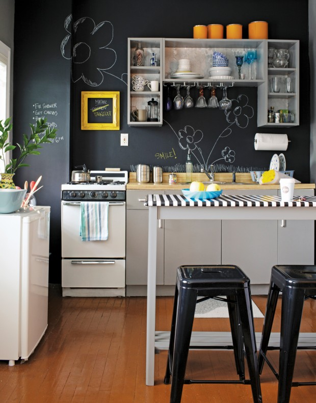 Room Decor Ideas: Small Kitchen Solutions Room Decor Ideas: Small Kitchen Solutions Room Decor Ideas: Small Kitchen Solutions Room Decor Ideas Room Ideas Room Design Small Kitchen Ideas Kitchen Modern Kitchen Design Small Kitchen Modern Kitchen 5 e1450210133335