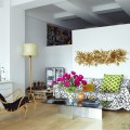 How to Create a Room Design with Metalics