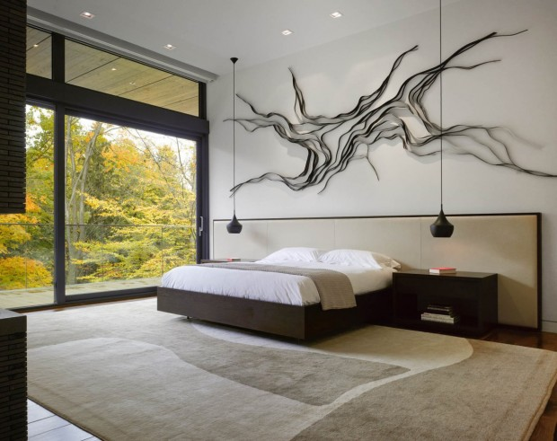 How to Use Art in the Bedroom Decor How to Use Art in the Bedroom Decor How to Use Art in the Bedroom Decor Room Decor Ideas Room Ideas Room Design Art Bedroom How to Use Art in Bedroom Bedroom Ideas Bedroom Designs 4 e1450130714175