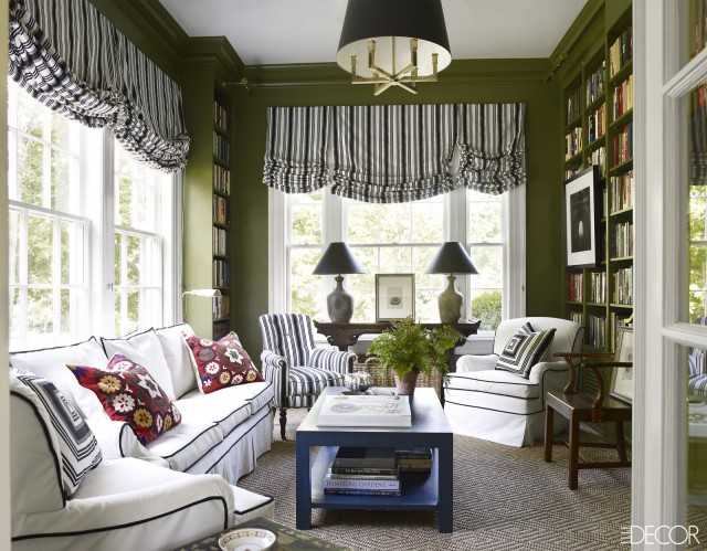 decorating ideas for green living rooms 15 green living room ideas for fall 24605