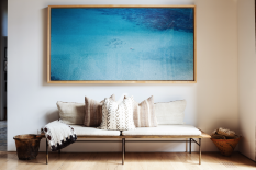 Living Room Ideas: Creative Solutions for Blank Walls