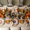 15 Decoration Ideas for Thanksgiving Dinner Thanksgiving Dinner 15 Decoration Ideas for Thanksgiving Dinner Room Decor Ideas Thanksgiving Day Table Setting Thanksgiving dinner Dining Room Dining Room Ideas 71 120x120