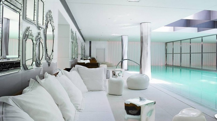 Top 20 Philippe Starck Interior Design Projects - Room ...