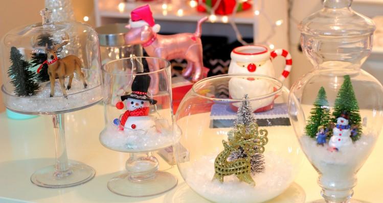 Diy christmas decorations for living room room decor ideas - Homemade decoration ideas for living roomdiy decor ...