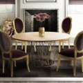 Glamourous Dining Room Design 10 Round Dining Tables for a Glamourous Dining Room Design Room Decor Ideas Room Ideas Room Design Luxury Interior Design Luxury Dining Room Luxury Dining Table Modern Dining Table 131 120x120