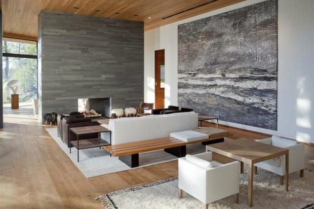 Luxury Interior Design Living Rooms by Peter Marino