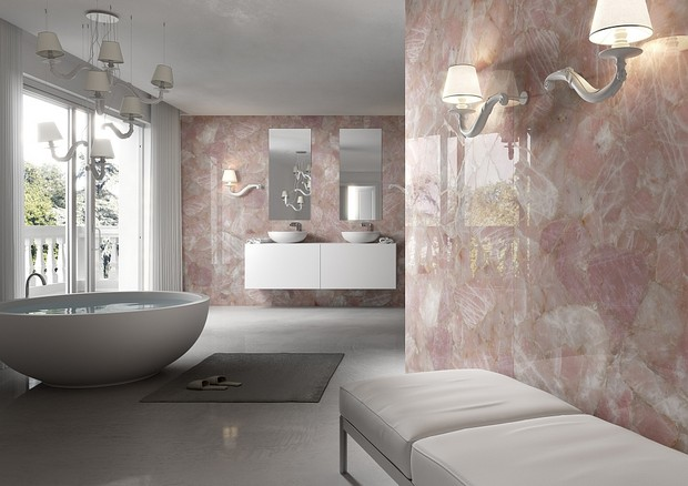 Rose Quartz Luxury Rooms for a Stylish Home in 2016