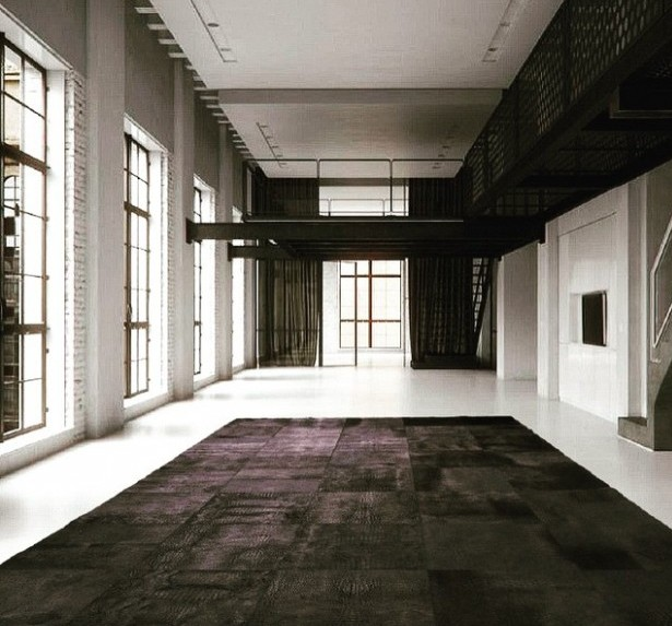 Redefining Luxury with Natural Hide Rugs