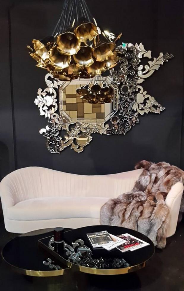 The best luxury pieces on maison et objet paris room for Objet decoration design contemporain