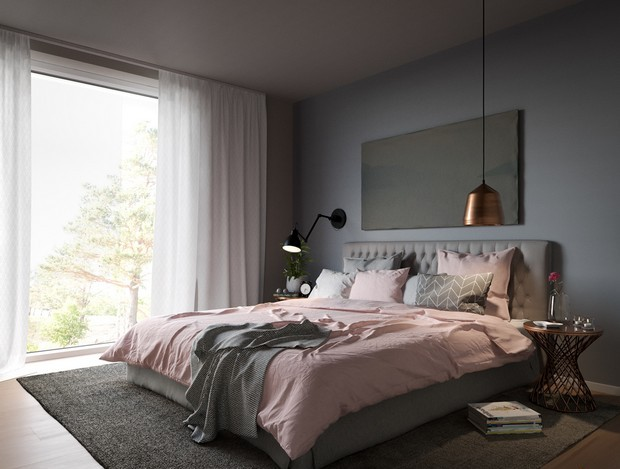 color suggestions for bedrooms the trendiest bedroom color schemes for 2016 14882