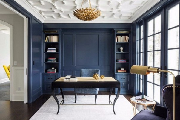Bold Home Offices to Inspire your Creativity