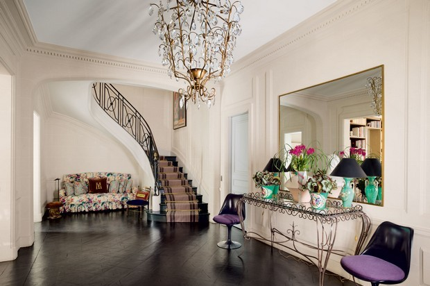 From Paris with Love: French Glamour to Home Interiors