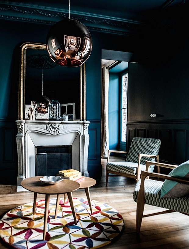 From Paris with Love: French Glamour to Home Interiors French Glamour to Home Interiors From Paris with Love: French Glamour to Home Interiors Room Decor Ideas French Glamour to Home Interiors Luxury Interior Design Luxury Homes Paris Design Paris Homes 9 e1455631232789