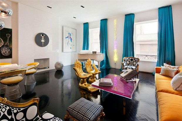 stunning rooms by jonathan adler to inspire you stunning rooms by jonathan adler stunning rooms by - Jonathan Adler Living Room