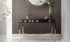 wallcoverings that can give a new style to your home Trend Alert: Wallcoverings that can give a new style to your home! Room Decor Ideas Wallcoverings that can give a new style to your home Luxury interior Design Luxury Homes 21 233x140