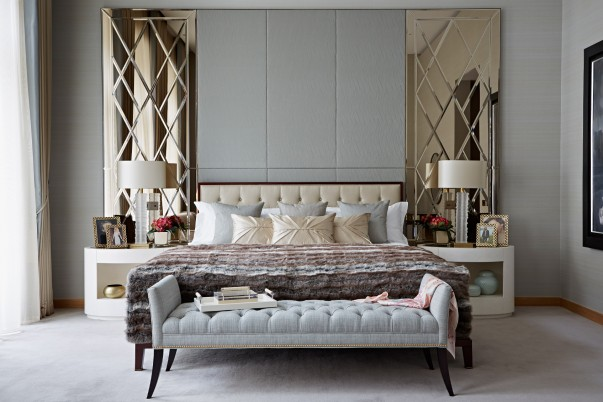 10 bedroom designs by katharine pooley you need to know for Interior design and decoration 6th edition