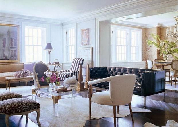 The most elegant living room sets by nate berkus room for Most popular living room furniture