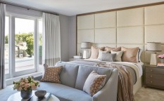 Trend Alert: Spring Bedroom Decor in Neutrals by Helen Green latest bed design The Latest Bed Designs for a Perfect Bedroom Decor in 2016 Room Decor Ideas Trend Alert Spring Bedroom Decor in Neutrals by Helen Green Luxury Homes Bedroom Decor 14 233x144