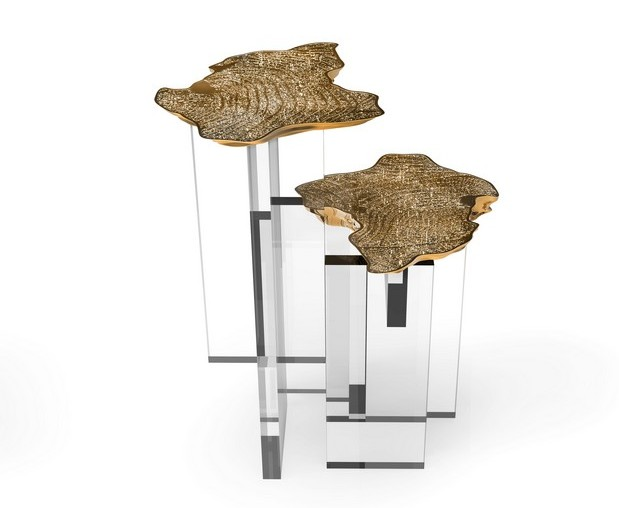 Trendy Side Table Designs to use on Hallway Trendy Side Table Designs Trendy Side Table Designs to use on Hallway Room Decor Ideas Trendy Side Table Designs to use on Hallway Luxury Interior Design Hallway Design Monet Side Table by Boca do Lobo e1459259120984