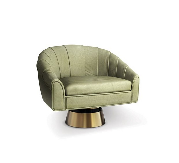 Trend Alert: Vintage Chairs for a Spring Living Room Vintage Chairs Trend Alert: Vintage Chairs for a Spring Living Room Room Decor Ideas Vintage Chairs for Spring Living Room High End Furniture Bogarde Armchair by Essential Home