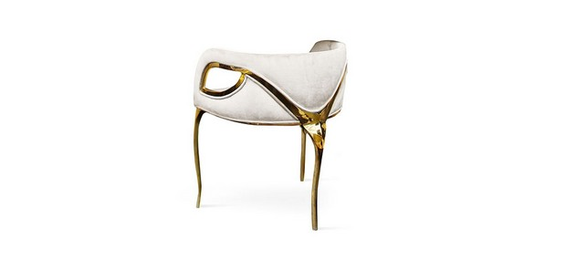 Trend Alert: Vintage Chairs for a Spring Living Room Vintage Chairs Trend Alert: Vintage Chairs for a Spring Living Room Room Decor Ideas Vintage Chairs for Spring Living Room High End Furniture Chandra Chair by Koket