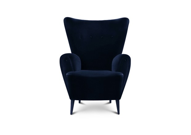 Trend Alert: Vintage Chairs for a Spring Living Room Vintage Chairs Trend Alert: Vintage Chairs for a Spring Living Room Room Decor Ideas Vintage Chairs for Spring Living Room High End Furniture Clerk Armchair by Brabbu