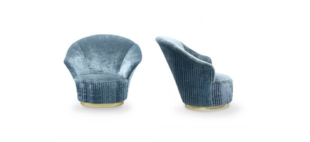 Trend Alert: Vintage Chairs for a Spring Living Room Vintage Chairs Trend Alert: Vintage Chairs for a Spring Living Room Room Decor Ideas Vintage Chairs for Spring Living Room High End Furniture Countess Chair by Koket