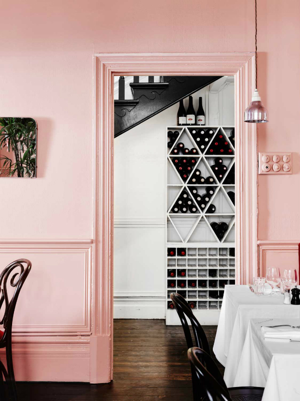 Color Addiction: Rose Quartz rose quartz Color Addiction: Rose Quartz 4 2016 Color Trends for Living Room Decoration