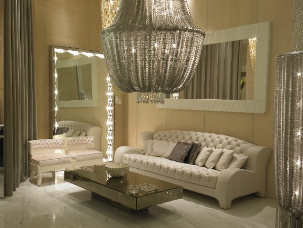 Home Decor with Leather Upholstery