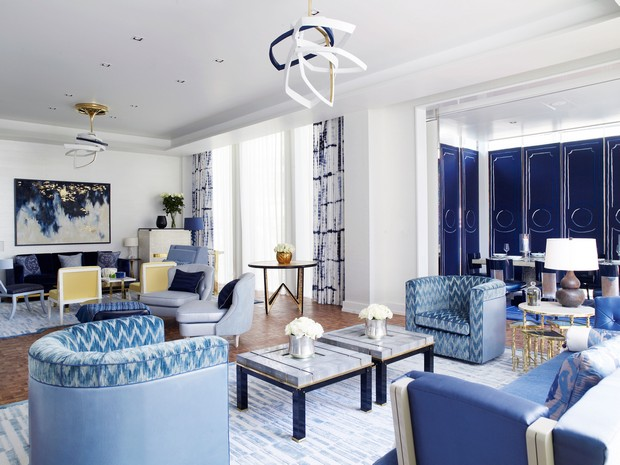 10 Luxury Living Room Ideas by David Collins
