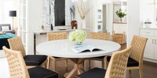 Get Inside the most stunning Dining Rooms by Nate Berkus Dining Rooms by Nate Berkus Get Inside the most stunning Dining Rooms by Nate Berkus Room Decor Ideas Get Inside the most stunning Dining Rooms by Nate Berkus 2 e1460647899513
