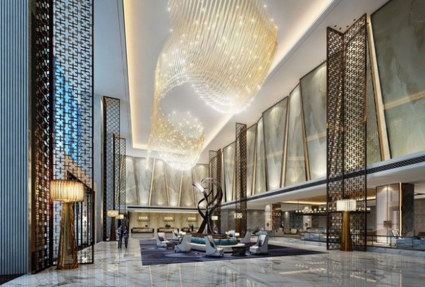 Lobby Designs by Yabu Pushelberg to Copy for your Home Interiors