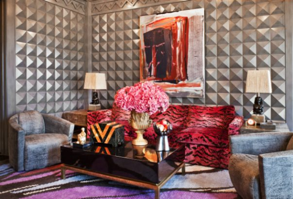the most stunning wallpaper ideas to your home wallpaper ideas The Most Stunning Wallpaper Ideas to Your Home kelly wearstler ad100 02 603x409