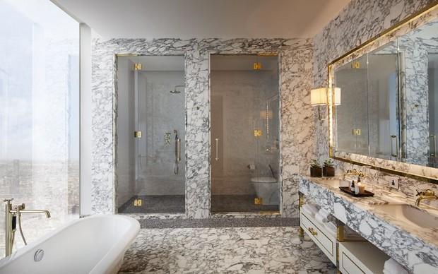 Bathroom Designs by David Collins to Inspire You Bathroom Designs by David Collins Bathroom Designs by David Collins to Inspire You Room Decor Ideas Bathroom Designs by David Collins to Inspire You Luxury Bathroom Luxury Homes 10