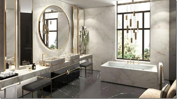 Bathroom Designs by David Collins to Inspire You Bathroom Designs by David Collins Bathroom Designs by David Collins to Inspire You Room Decor Ideas Bathroom Designs by David Collins to Inspire You Luxury Bathroom Luxury Homes 9