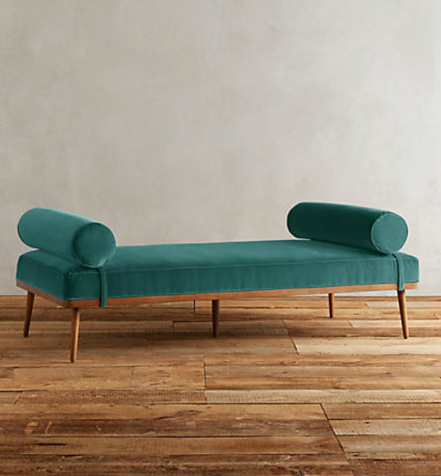 The Darcy is minimalist, modern and chic. Perfect for a contemporary living room.
