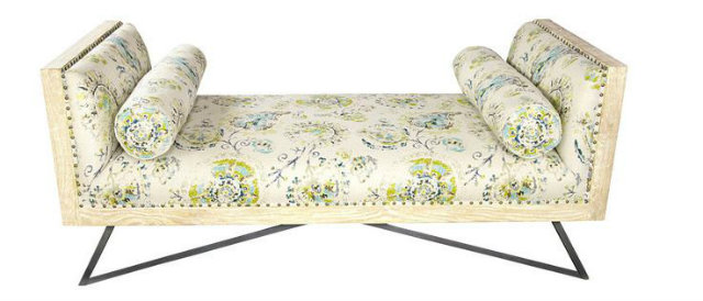 This chich daybeds design is a unique blend of traditional elements with modern design.