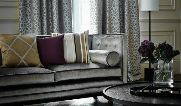 8 fabric design ideas for home interiors