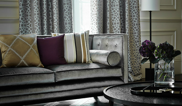 8 fabric design ideas for home interiors