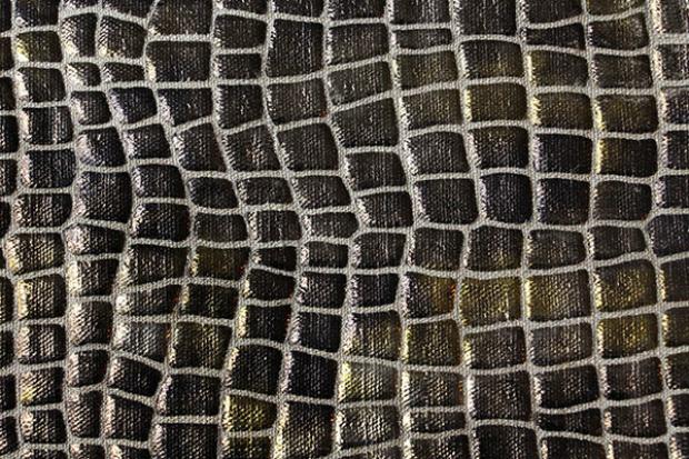 8 fabric design ideas for home interiors fabric design 8 Fabric Design Ideas for Home Interiors iridescent lux croc fabric 1 zoom