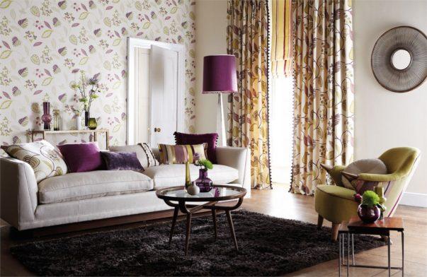 8 floral wallpaper inspirations