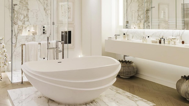 Glamorous Bathrooms by Kelly Hoppen Glamorous Bathrooms by Kelly Hoppen to Copy Room Decor Ideas Glamorous Bathrooms by Kelly Hoppen to Copy Luxury Home Luxury Interior Design Bathroom Ideas Kelly Hoppen Interiors 1 1