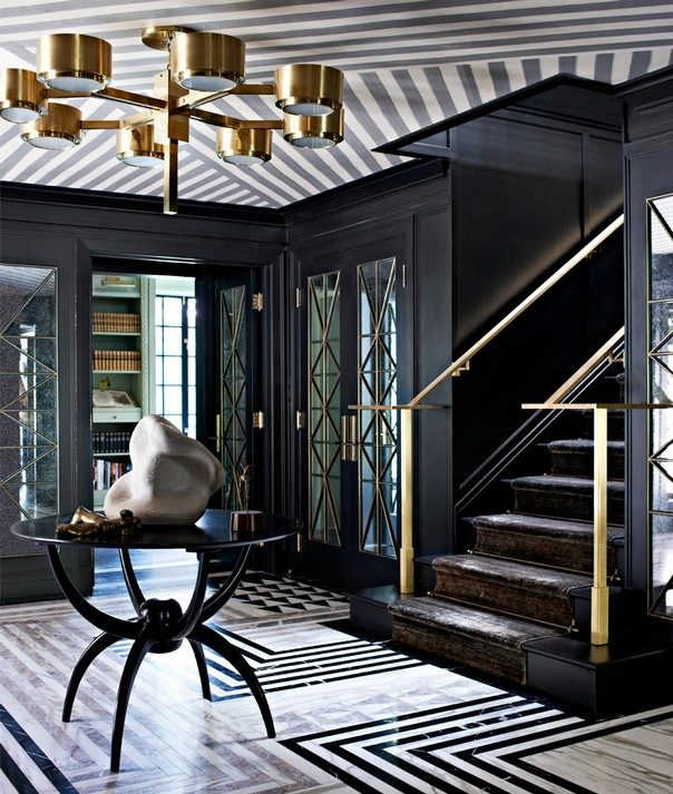 Trend Alert The Comeback Of Art Deco For Home Interiors