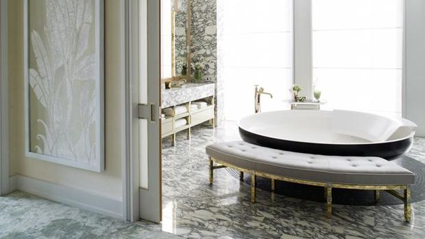 Bathroom Ideas by Famous Interior Designers 30 Bathroom Ideas by Famous Interior Designers Room Decor Ideas 30 Bathroom Ideas by Famous Interior Designers Best Interior Designers in the World Bathroom Design David Collins 2 1