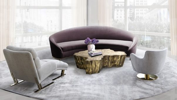 modern sofas 25 Modern Sofas to Improve the Living Room Decor gia chandelier vamp sofa koket projects 603x340
